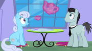 Twilight levitating the cup and kettle S3E1