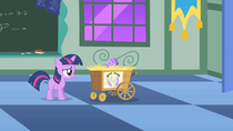 830px-Twilight Sparkle flashback nervous entrance exam S1E23