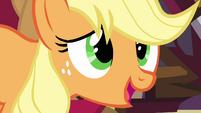 Applejack --unless...-- S3E8