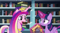 Cadance --I'll help if I can-- S6E2