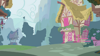 Deserted Ponyville S1E9
