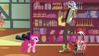 "Discord ""Fluttershy's close but not best friend"" S7E12"