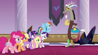 Discord -parlay that confidence boost- S9E2