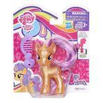Explore Equestria Pretzel translucent doll packaging