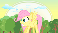 Filly Fluttershy fearful S1E23