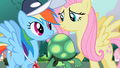 "Fluttershy ""It won't hurt to let him try"" S2E7.png"