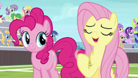 "Fluttershy ""you can't win them all"" S9E15"