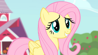 Fluttershy 'let them have part of the orchard' S4E07