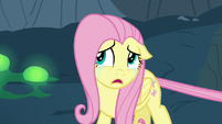 Fluttershy Changeling --just go find the others-- S6E26