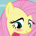 Fluttershy blushing S1E14(cropped).png