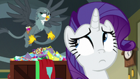Gabby -asks for a lot of updates- S9E19