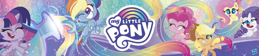 MLP Pony Life Amazon.com promotional banner