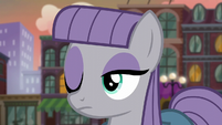 Maud Pie winking at Pinkie S6E3