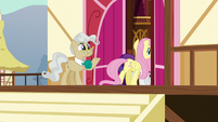 Mayor Mare can barely contain her excitement S5E19