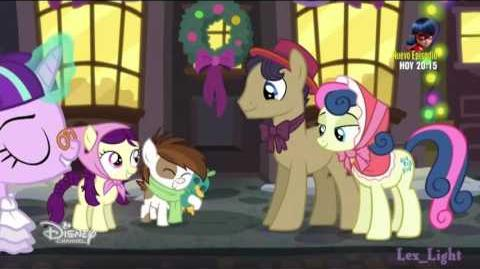 My Little Pony La Magia de la Amistad - Say Goodbye to the Holiday (Español de España) -720p-