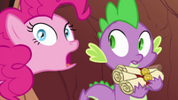 """Pinkie Pie """"I don't know what that is"""" S4E09"""