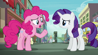 "Pinkie Pie ""and the store is downtown!"" S6E3"
