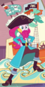 Pinkie Pie pirate costume ID EGDS3
