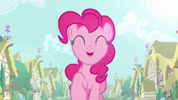 Pinkie Pie song trot S2E18