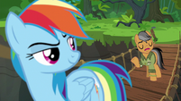 "Quibble ""if this were really a real Daring Do adventure"" S6E13"