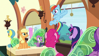 "Rainbow ""I need to meet the Wonderbolts!"" S9E26"