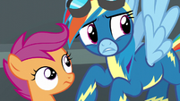 Rainbow Dash --just needed some help-- S6E7