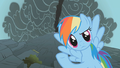 Rainbow Dash its a mountain S1E7.png