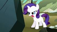 "Rarity ""A Rock?!"" S1E23"