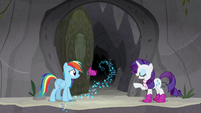 "Rarity ""and you called them useless"" S8E17"