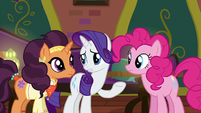 Rarity --Zesty rates a restaurant on-- S6E12