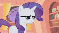 Rarity has a better story S01E08
