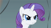 Rarity rudely dragging S1E19