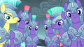 Royal guards nodding to Spike S6E16.png