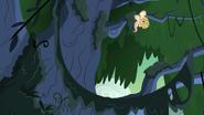 S07E25 Fluttershy przenosi gniazdo na wyższą gałąź