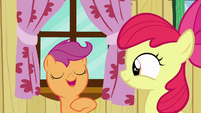 Scootaloo --we are kinda awesome and all-- S6E19