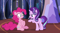 Starlight Glimmer --no time for a song-- S6E21