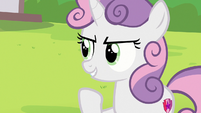 "Sweetie Belle ""come back and try harder!"" S7E21"