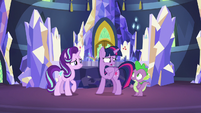 Twilight Sparkle -maybe it's a mistake- S7E10
