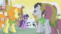 Twilight pleased by the progress S1E11