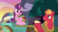 Big Mac -a Hearts and Hooves Day surprise!- S8E10