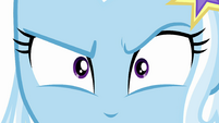 Close-up on Trixie's eyes EGFF
