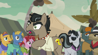 Dr. Caballeron -then I saw an opportunity- S7E18