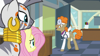 Dr. Horse -I'll leave you two to discuss- S7E20