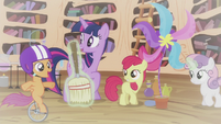Flashback to Twilight Time S5E18