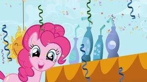 Pinkie's Gala Fantasy Song - Faroese