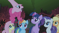 "Pinkie Pie ""Make me frown"" S1E2"