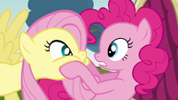 Pinkie Pie 'I've got so many wonderful friends having fun' S3E3