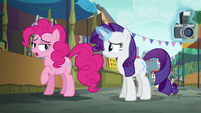 Pinkie Pie --I know where it is-- S6E3