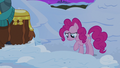 Pinkie Pie looking hesitantly at the snow S7E11.png