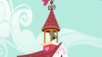 Ponyville Schoolhouse bell ringing S8E12